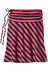 Patagonia W's Lithia Skirt Sunnyside Stripe: Ginger Berry (SYGB)